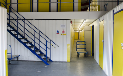 Self storage Leicester