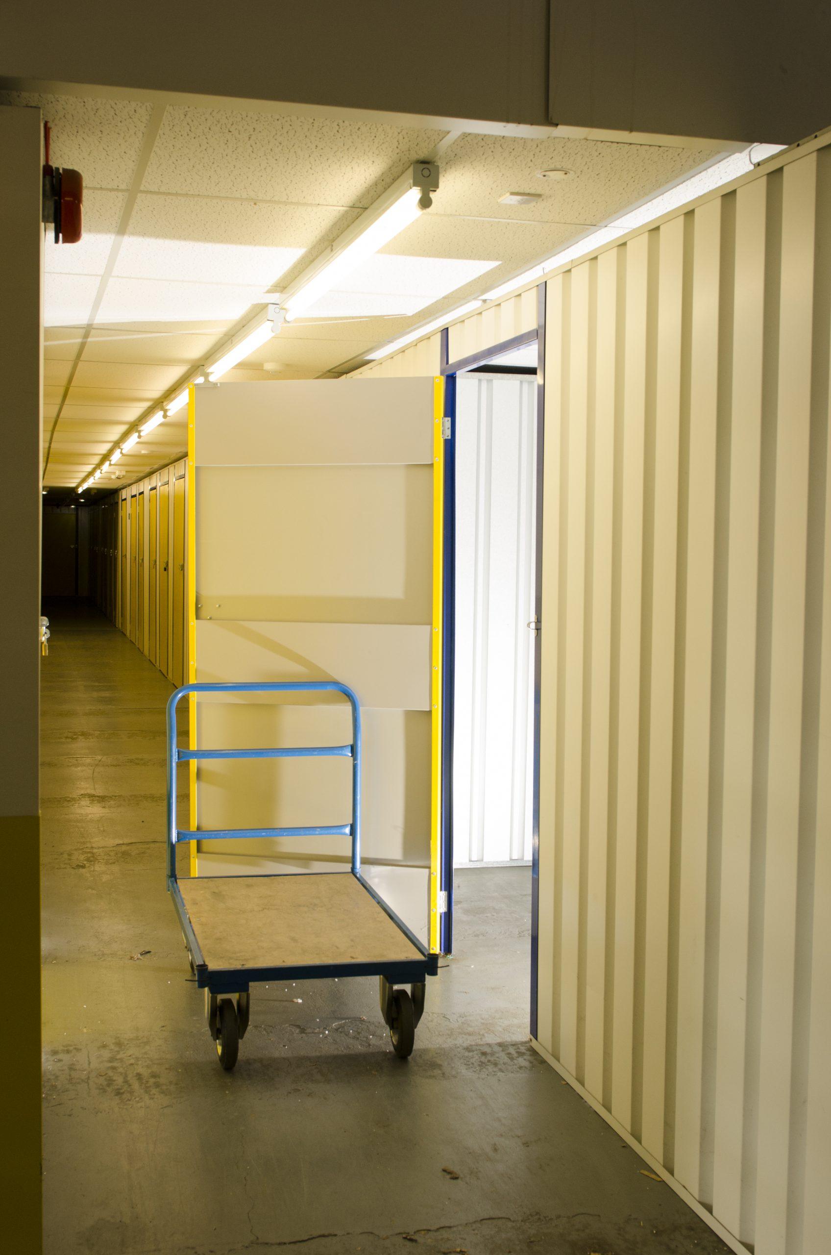 Stokes self storage units