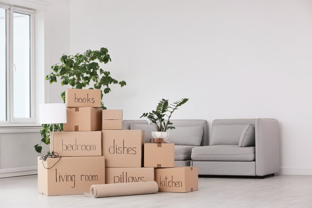 Packing service in Leicester