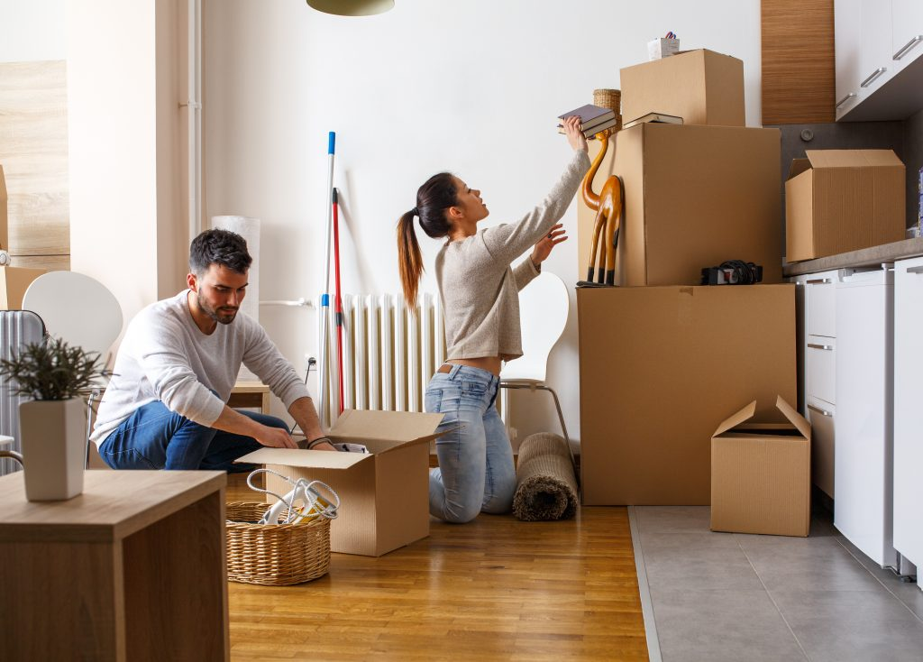 House removals Leicester