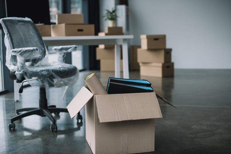 Office relocation Leicester